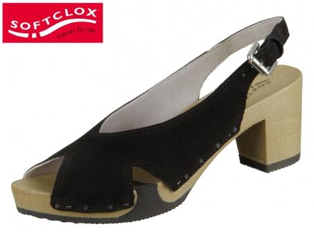 Softclox Wiebke 3463-21 schwarz Kaschmir