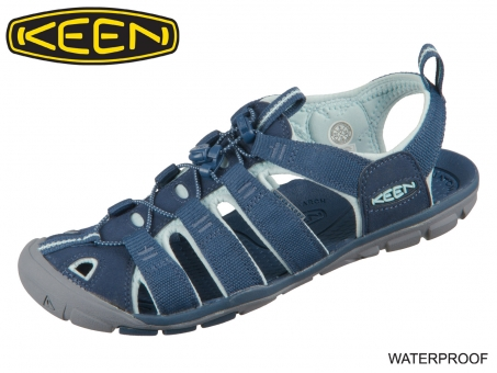 Keen Clearwater CNX 1022965 navy blue glow