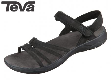 Teva Elzada Sandal Leather 1099273 BLK Leather