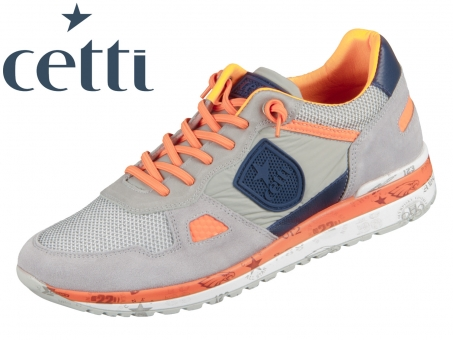 Cetti 1047499 C1216-29 grey orange