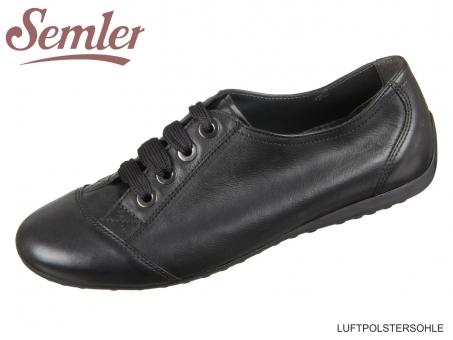 Semler Nele N6056-013-001 schwarz Soft Anilin