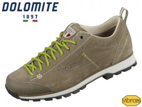 Dolomite Cinquantaquattro Low 247950-05560 mud green Nubuk