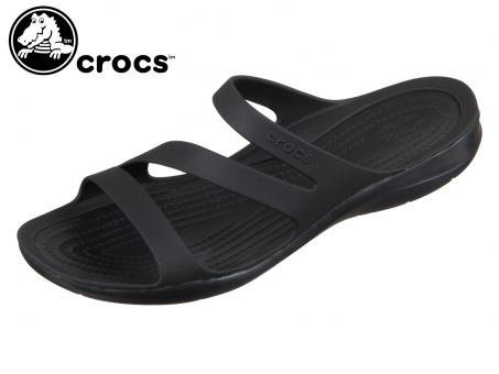 Crocs Swiftwater Sandal 203998-060 blk blk