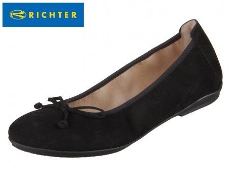 Richter 3500-7111-9900 black Velour