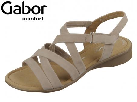 Gabor Florenz G 46.066-31 silk Nubuk soft