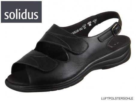 Solidus Moni 74019 00196 schwarz Vitello-Glamour