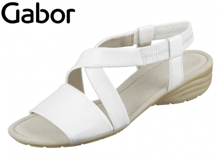 Gabor 44.550-21 weiss Nappa