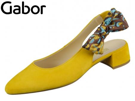 Gabor 41.540-13 mango Samtchevreau
