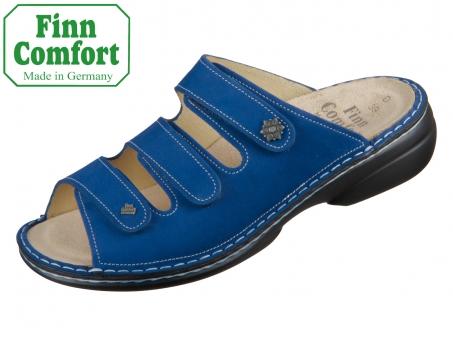 Finn Comfort Menorca S 82564-007440 kobalt Nubuk