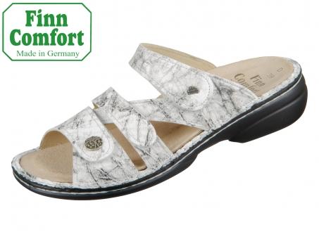 Finn Comfort Ventura S 82568-674404 bianco Marble