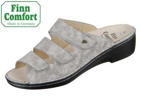 Finn Comfort Canzo 02688-675362 silver Marley