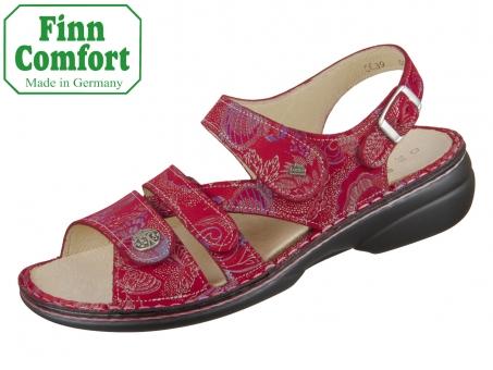 Finn Comfort Gomera 02562-657420 pomodore Shibu