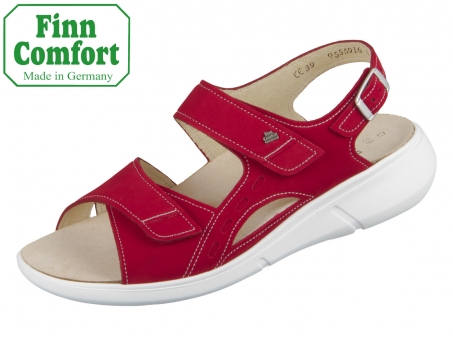 Finn Comfort Suva 03352-007420 pomodore Nubuk