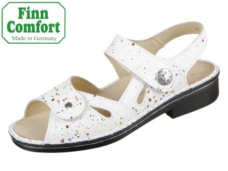 Finn Comfort Costa 02380-684000 weiss Vangogh