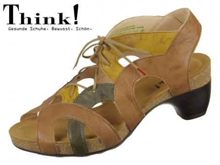 Think! TRAUDI 0-686576-4600 oak Capra Rustico V