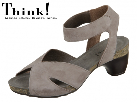 Think! TRAUDI 0-686570-3900 schlamm Velvet Goat