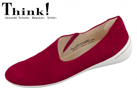 Think! CUGAL 6-86214-7000 rosso Velvet Goat