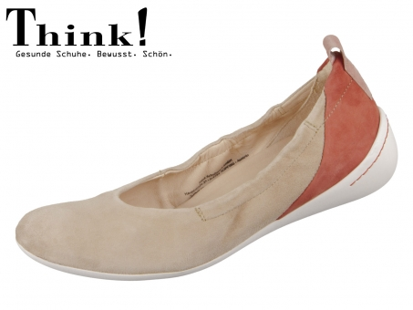 Think! CUGAL 6-86210-2900 nude kombi Velvet Goat
