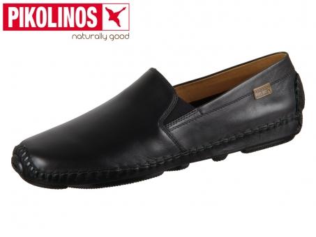 Pikolinos Jerez 09Z-5511 black black Leder