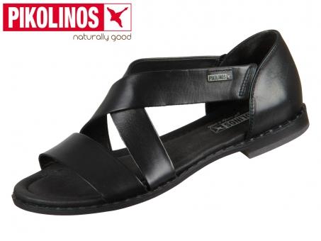 Pikolinos Algar W0X-0552 black black Leder