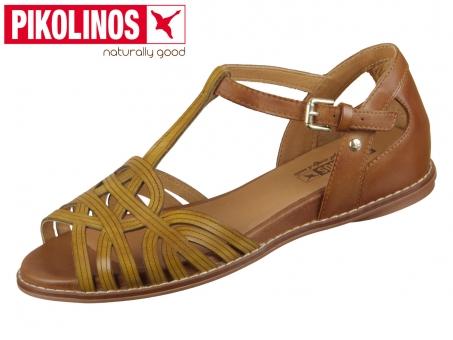 Pikolinos Talavera W3D-0668C1 honey honey Leder