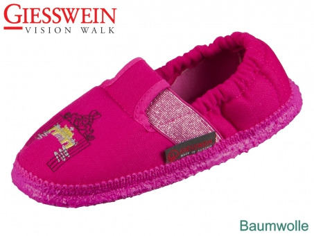 Giesswein Aschbach 54005-364 himbeer Baumwolle