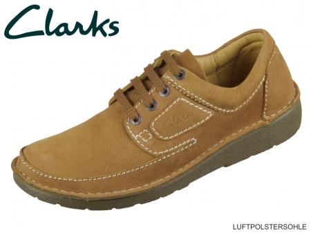 Clarks Nature II 1006498 birch Nubuk