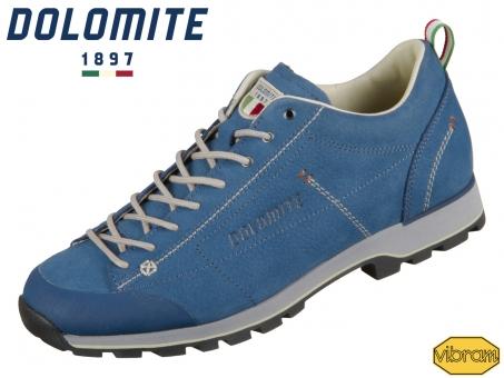 Dolomite Cinquantaquattro 54 Low LT 248734-0158014 blue Oil Tumbled Nubuk