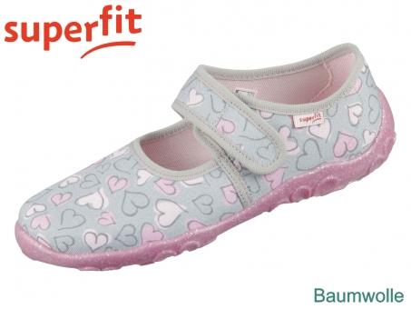 superfit Bonny 1-000283-2000 grau Textil