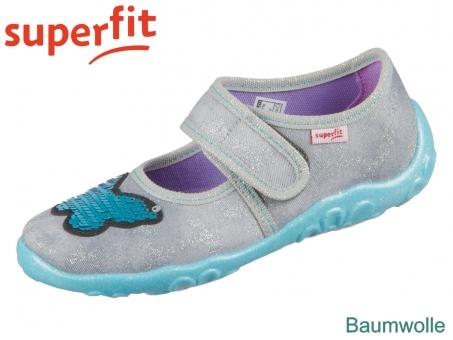 superfit Bonny 1-000280-2000 grau Textil