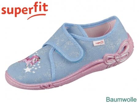 superfit Belinda 1-000259-8500 hellblau Textil