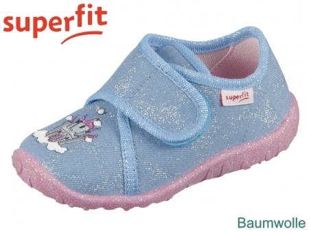 superfit Spotty 1-009254-8500 blau Textil