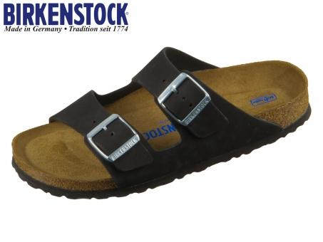 Birkenstock Arizona 1017597 black Soft Nubuck