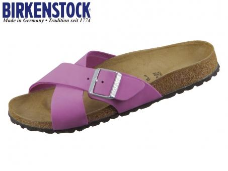 Birkenstock Siena II 1017066 purple orchid Soft Nubuck