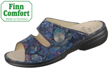 Finn Comfort Sansibar 02550-673048 darkblue Irpino