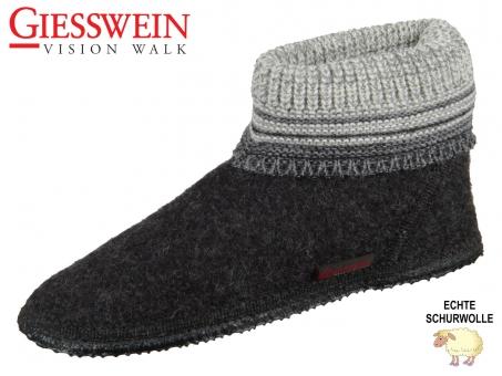 Giesswein Baumkirchen 49162-019 anthrazit Filz