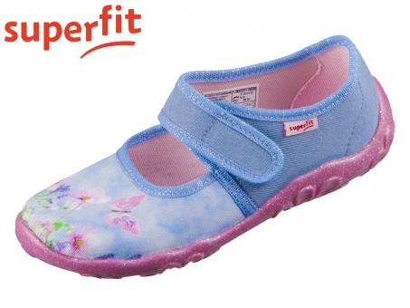 superfit Bonny 1-000281-8000 blau Textil