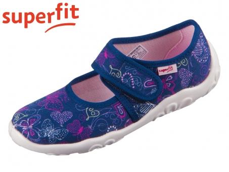superfit Bonny 1-800283-8010 blau Textil