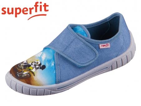 superfit Bill 1-800271-8010 blau Textil