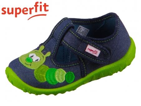superfit Spotty 0-609256-8000 blau Textil