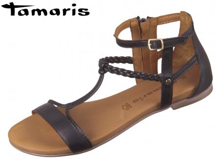 Tamaris 1-28043-26-007 black Leder