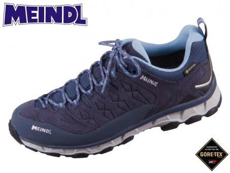 Meindl Lite Trail Lady 3965-29  jeans azur Goretex
