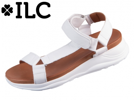 ILC C43-3646-02 white Leder
