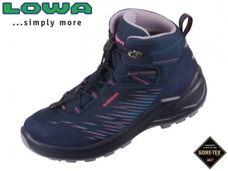 Lowa Zirrox GTX mid 640118-650118-660118-6909 navy rose