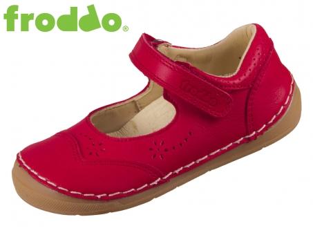 Froddo PAIX Ballerina 2140053-4 red