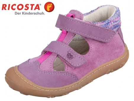 Ricosta Ebi 73 12.21400-323 purple Velour Nubuk