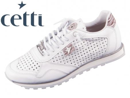 Cetti C848SRA blanco sweet blanco coco gris