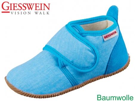 Giesswein Strass 44700-586 azur Baumwolle