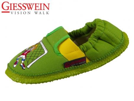 Giesswein Arnstadt 54012-467 gras Baumwolle