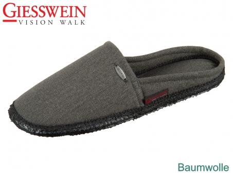 Giesswein Villach 44765-019 anthrazit Baumwolle